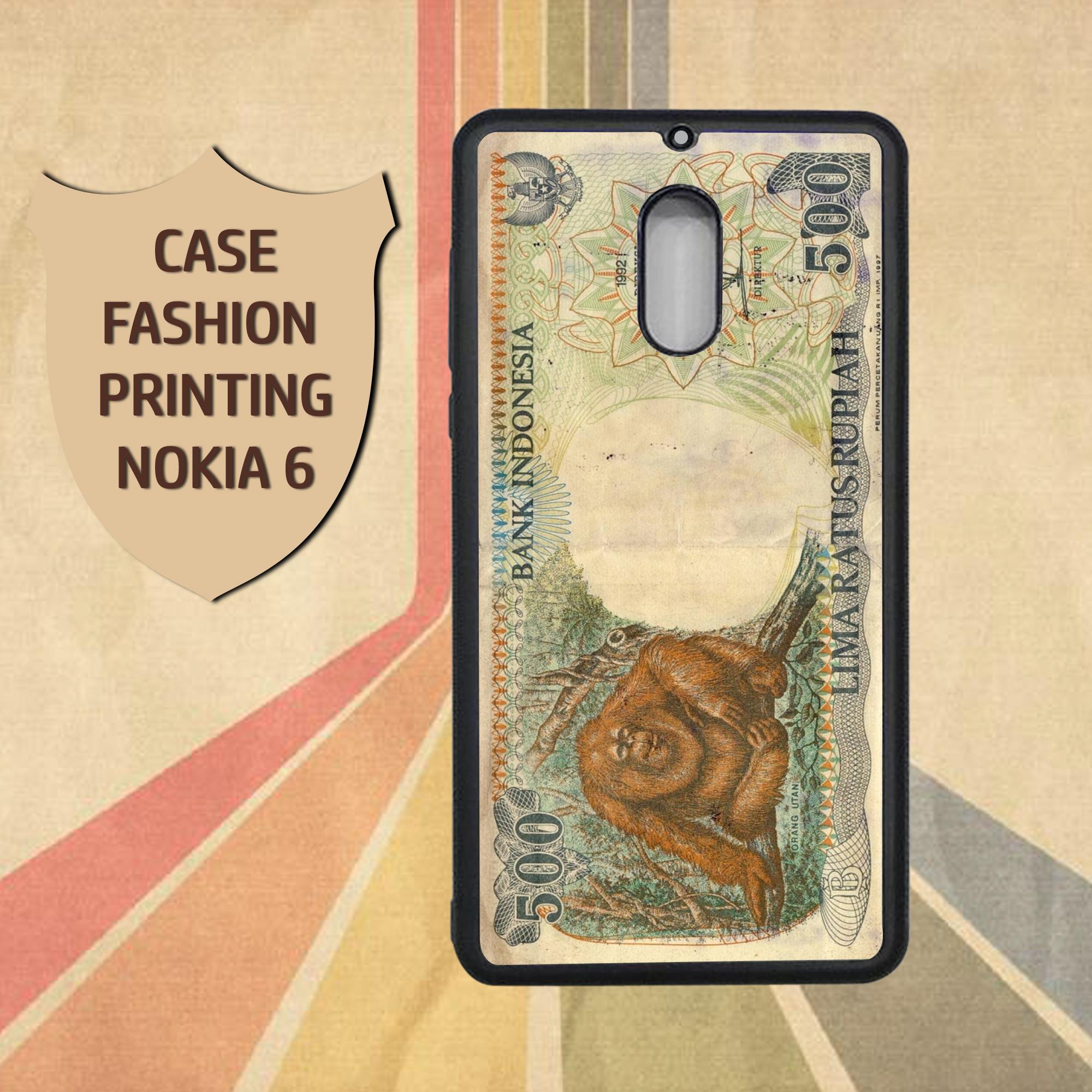 Rajamurah fasion printing case Nokia6 - 5