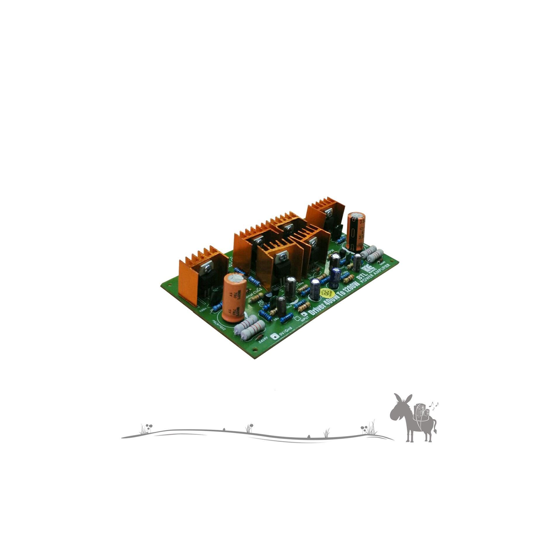 Kehebatan Kit Btl Power Amplifier Mono 400w 3 Tingkat Dan Harga Indonesias Legendary Diy 150w Ocl Gambar Produk Lengkap