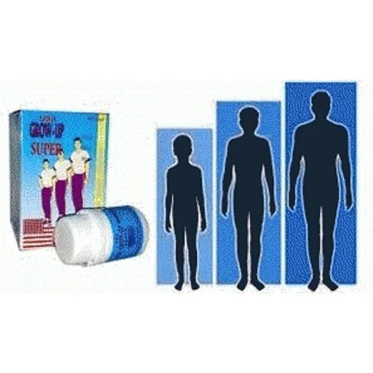 TERMURAH DISINI - Grow Up USA Original- Supplemen Peninggi Badan - ISI : 250 Caps ( BUKAN Yg KW )