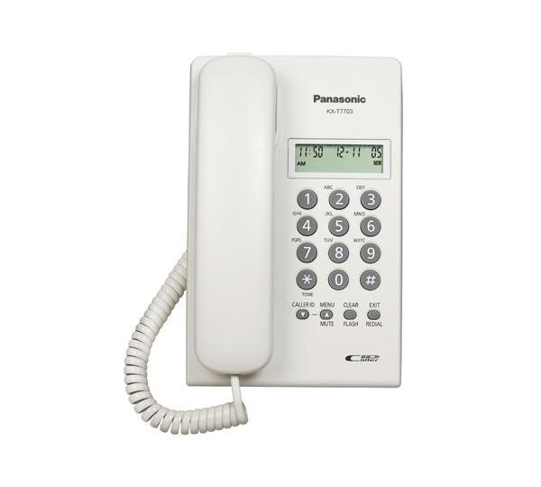 ORIGINAL - Jual Telp Telpon Telepon Telephone Panasonic KXT-7703 KXT 7703