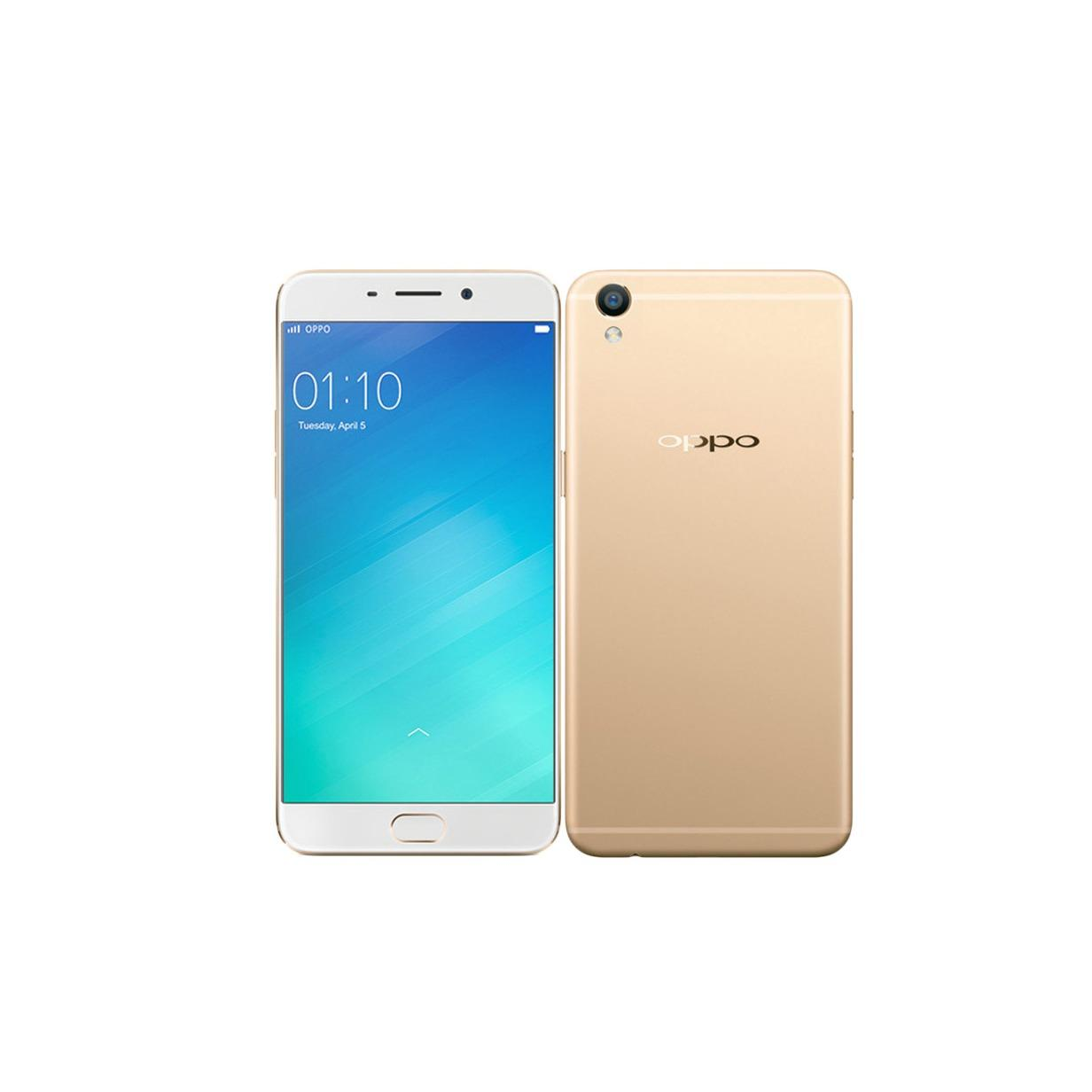 OPPO F1S Plus Smartphone - Gold [64GB/RAM 4GB