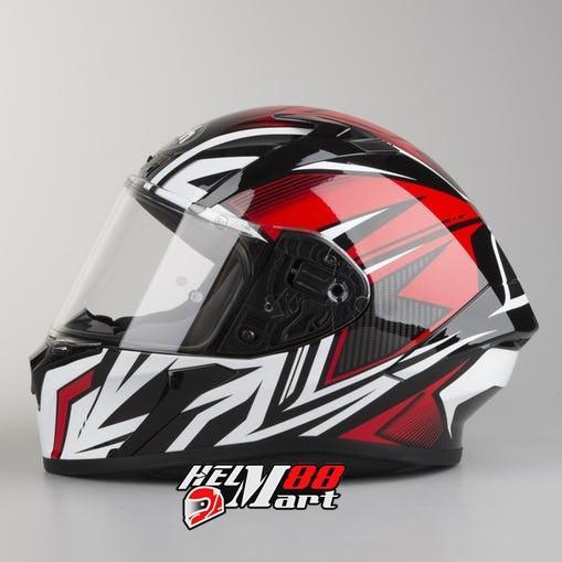 Airoh VALOR Commander Graphic Helm Fullface
