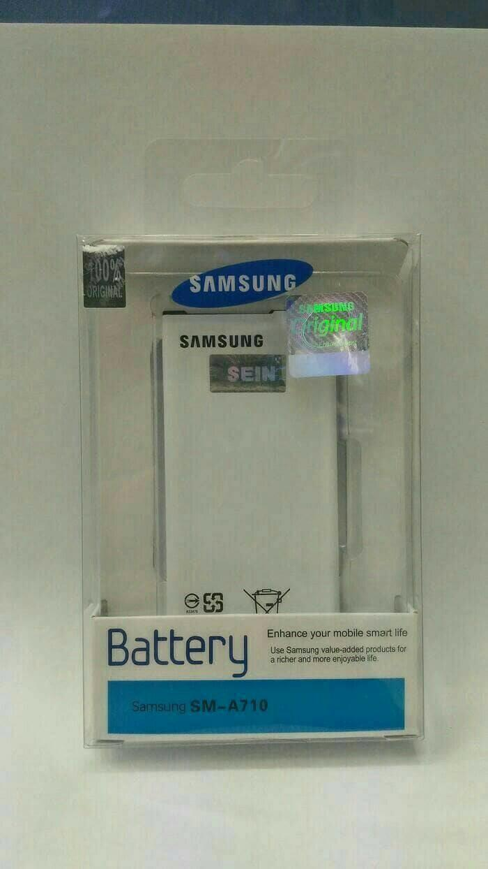 Baterai Batre Samsung Galaxy A7 2016 /A710 Original Battery