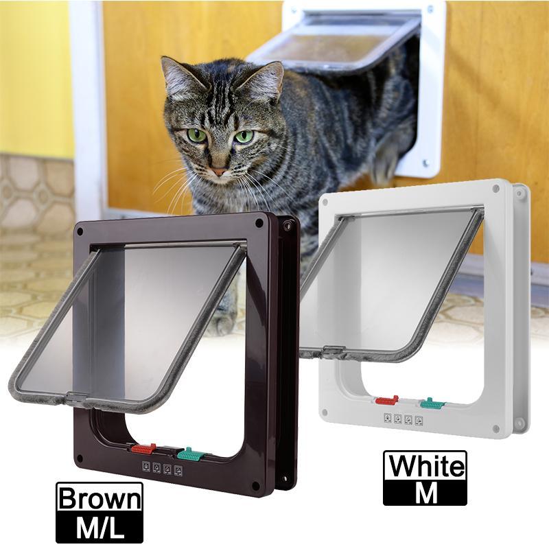 Kelebihan Newest Waterproof Mini Plastic 4 Way Cat Dog Small Pet