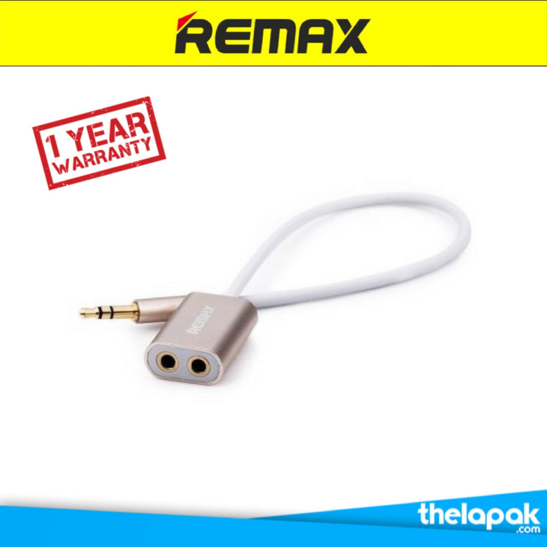 Jual Remax Audio Cable 3 5 Aux X2 25M Rl S20 Murah