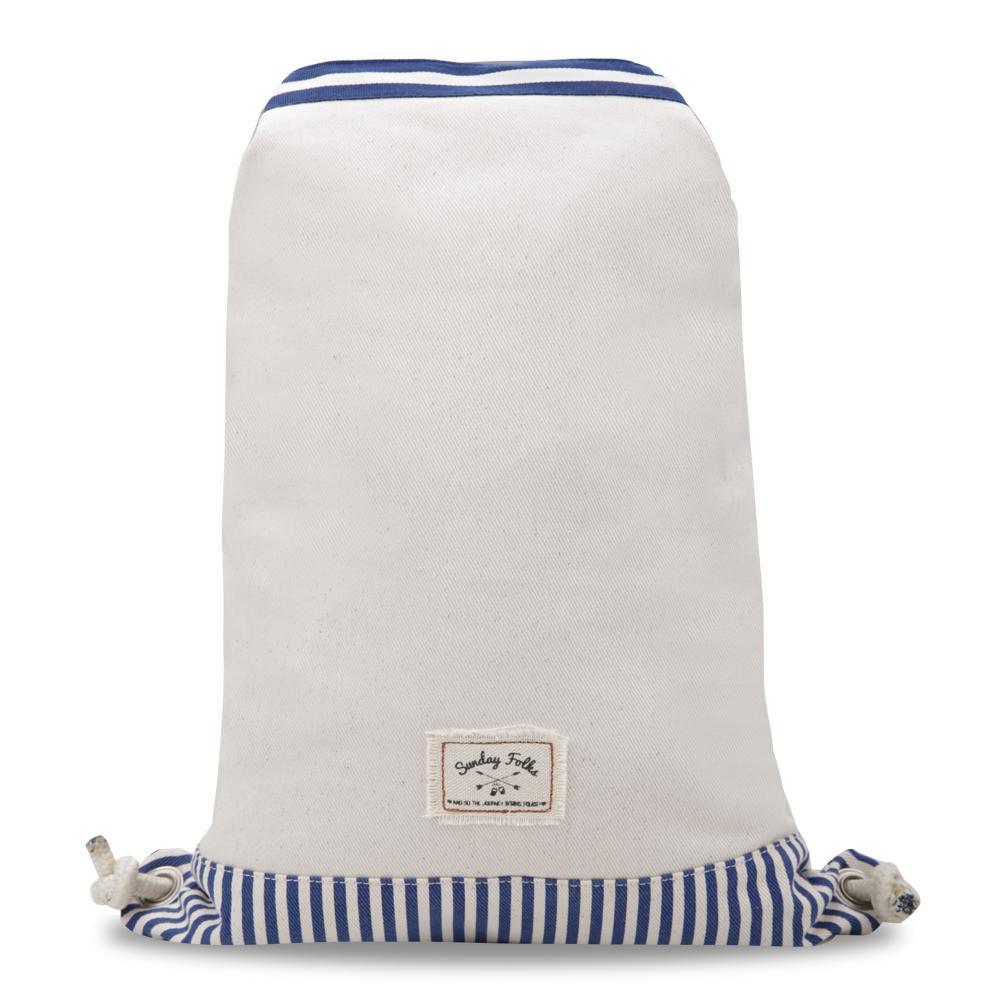 Exsport Away Drawstring Bag - Cream