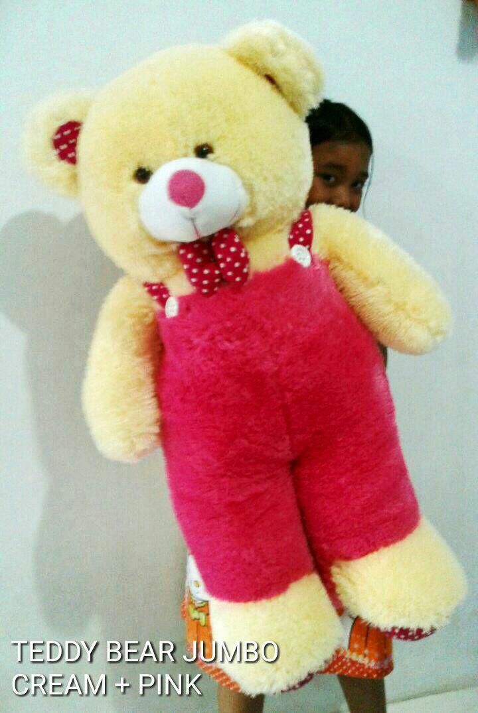 Boneka teddy bear jojon jumbo 1meter
