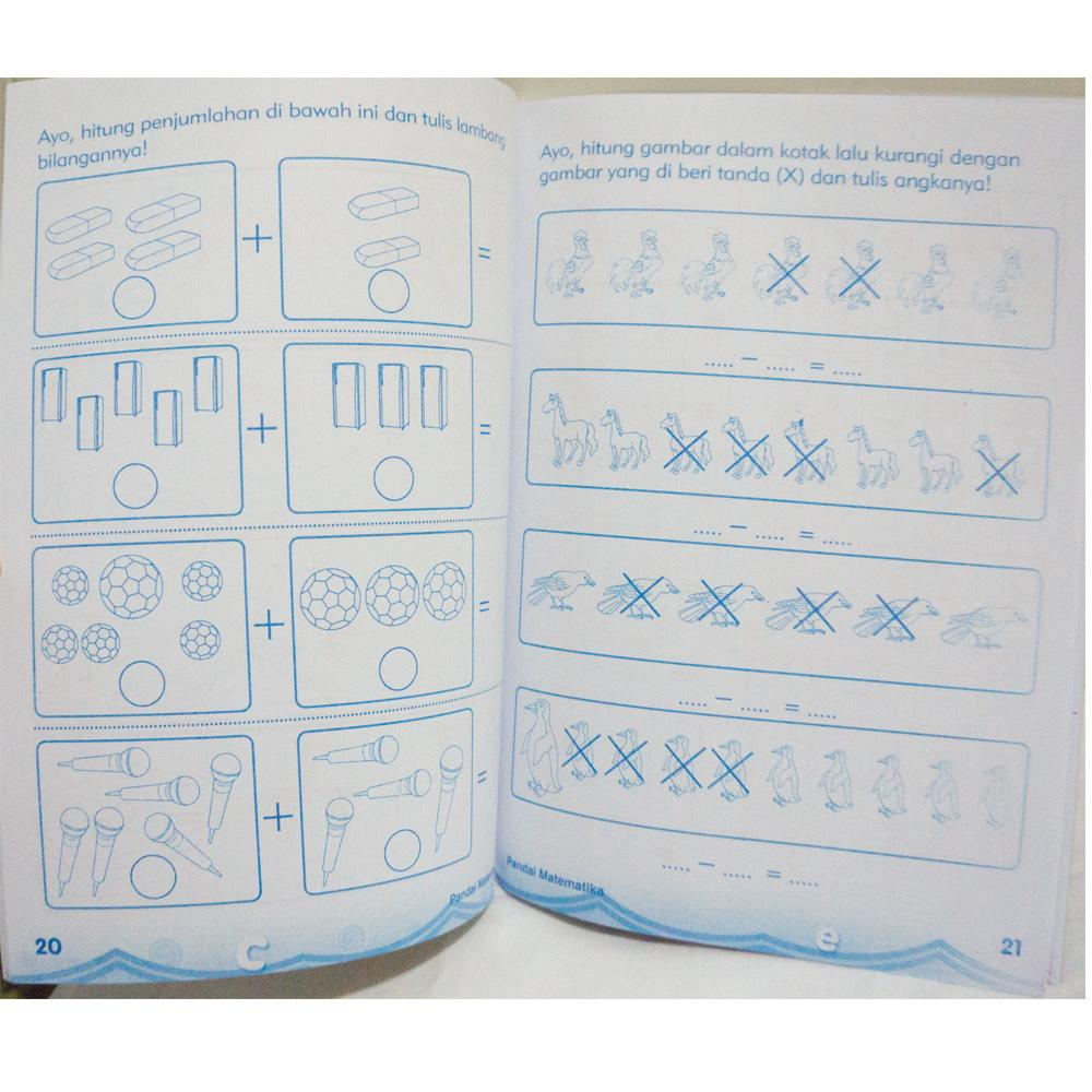Buku Edukasi - Pantai Matematika - Cynthia Monica - 4 .
