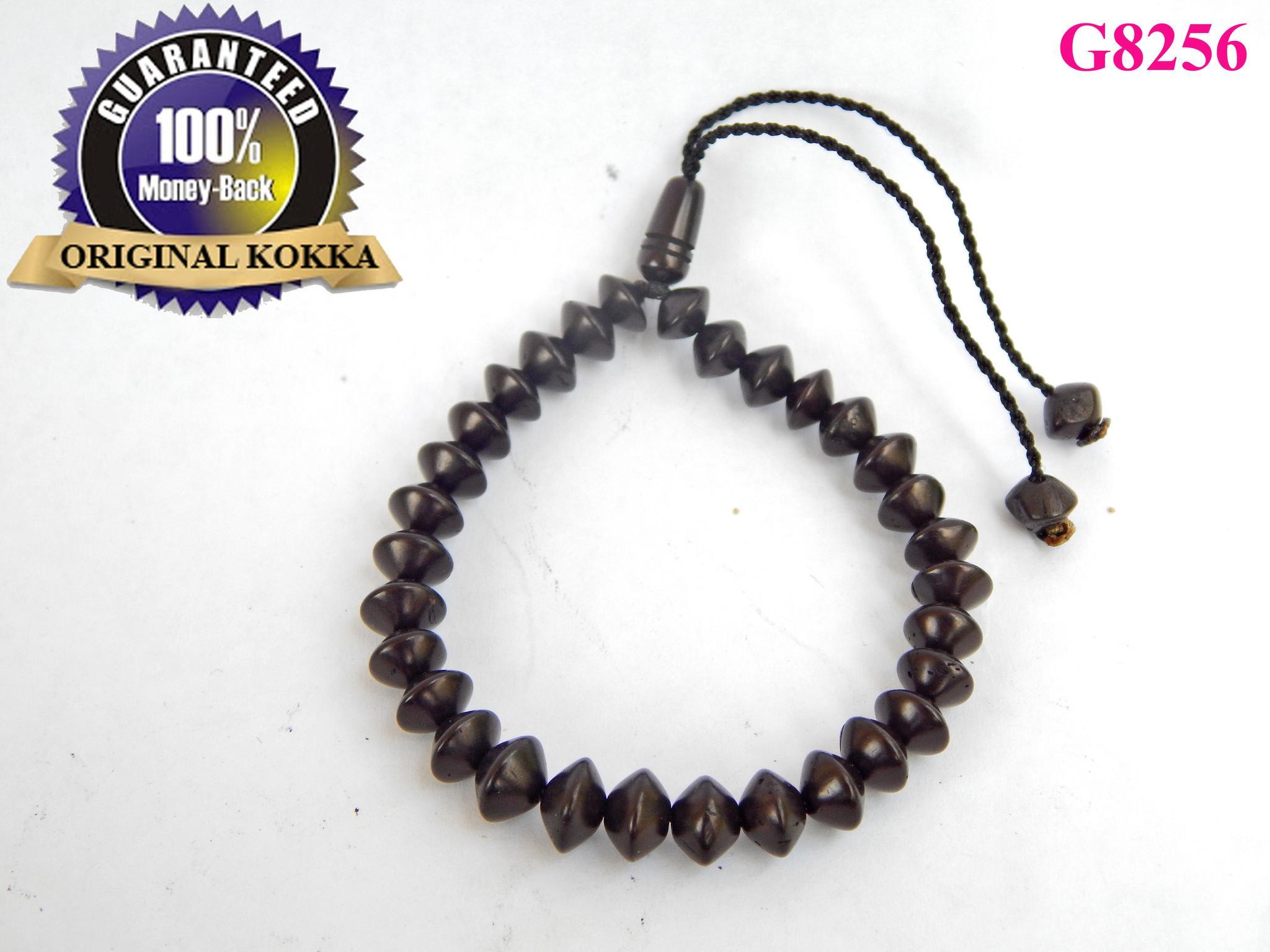 Diskon Promo Perhiasan Aksesoris G8256 gelang kayu kokka warna hitam kokkah koka kokah Murah