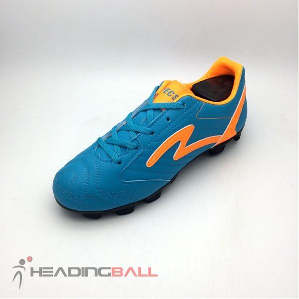 Sepatu Bola Anak Specs Original Brave FG Junior Blue Orange 100584