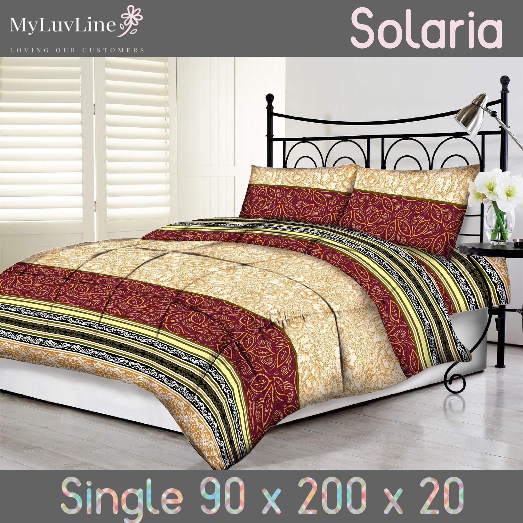Jual Tommony Sprei Size 90 S D 180 Solaria Termurah