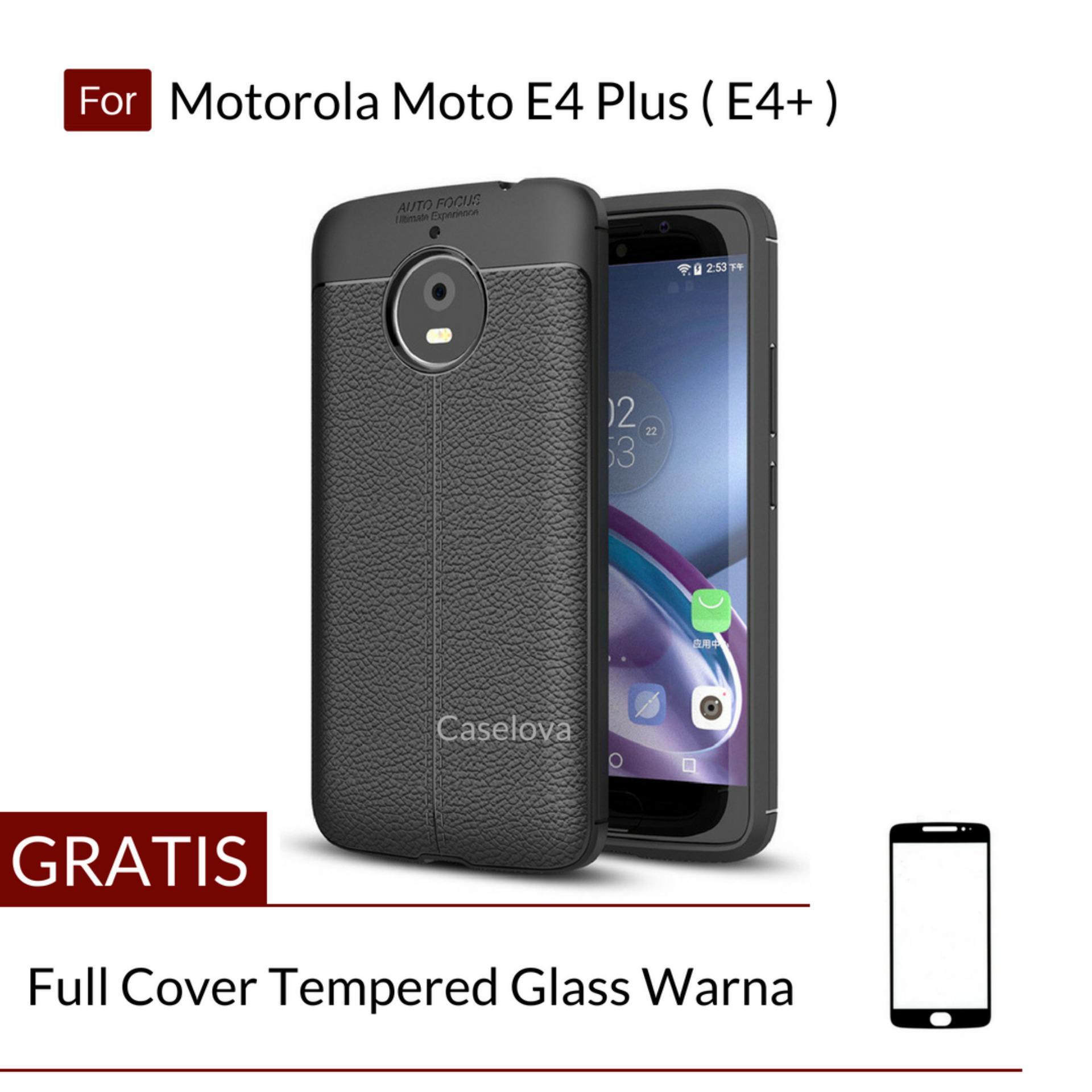 Caselova Ultimate Experience Shockproof Premium Quality Hybrid Case For Motorola Moto E4 Plus ( E4+ )