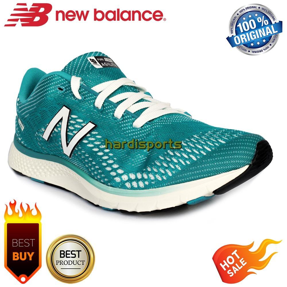 Sepatu Running Wanita New Balance Fuel Core Agility v2 WXAGLPM2 - Blue c96c0a849d