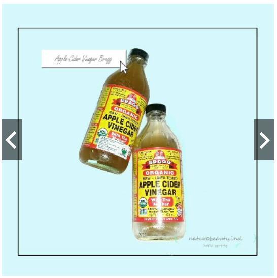Apple Cider Vinegar Cuka Apel Bragg