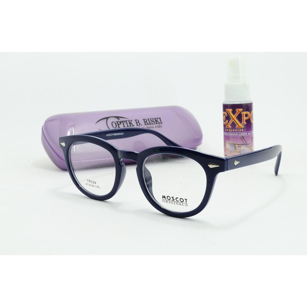 Frame Kacamata Minus MOSCOT Lemtosh KW (Frame+Lensa)