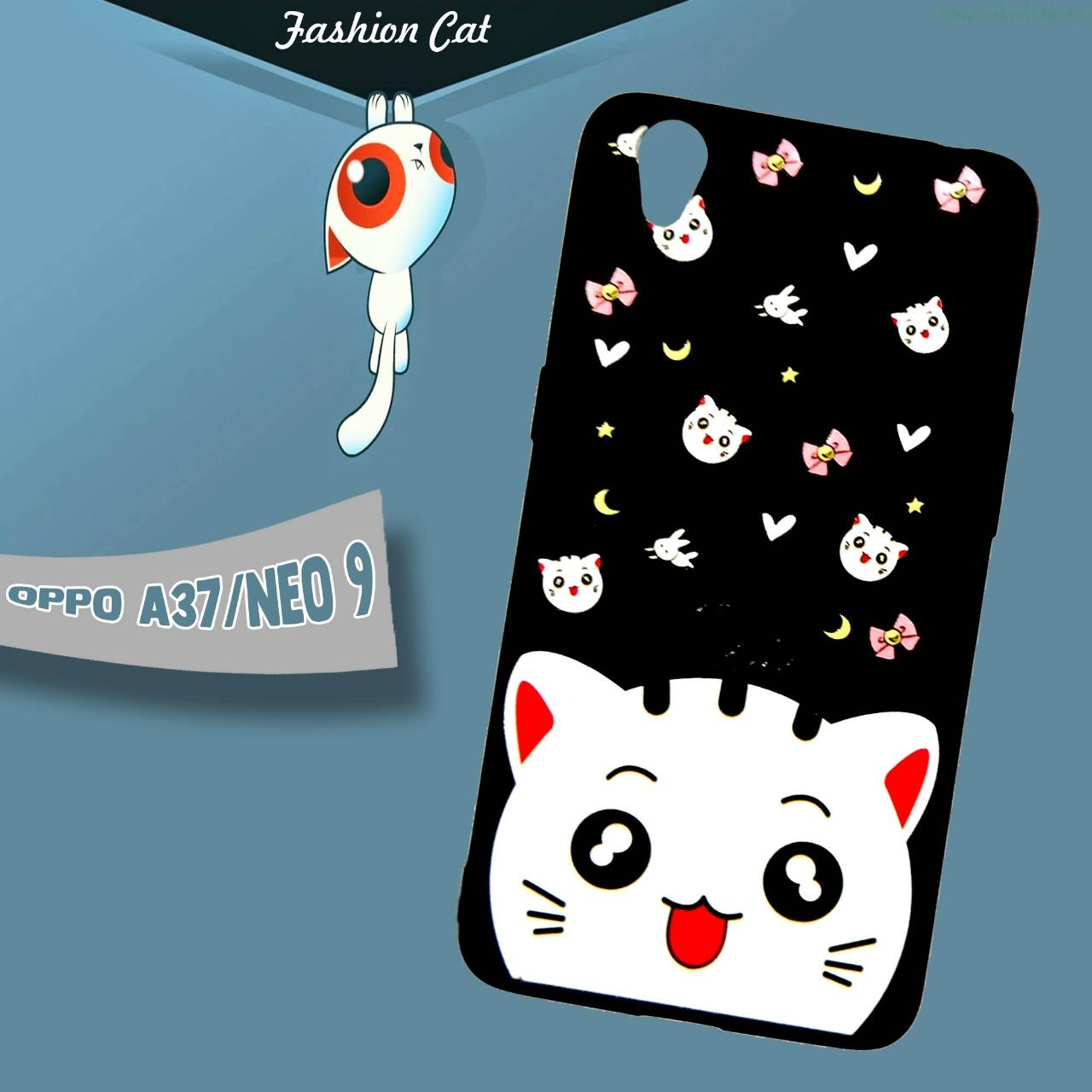 Phey Softcase Cute Fashion Phone Case New Oppo A37 / Neo 9