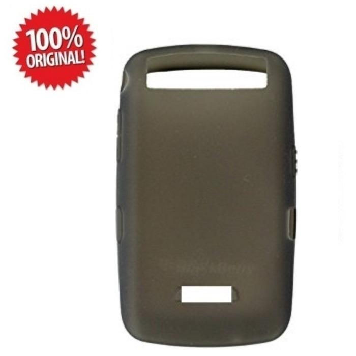 Blackberry Original Silicon Case BlackBerry Storm 9500 - Abu abu