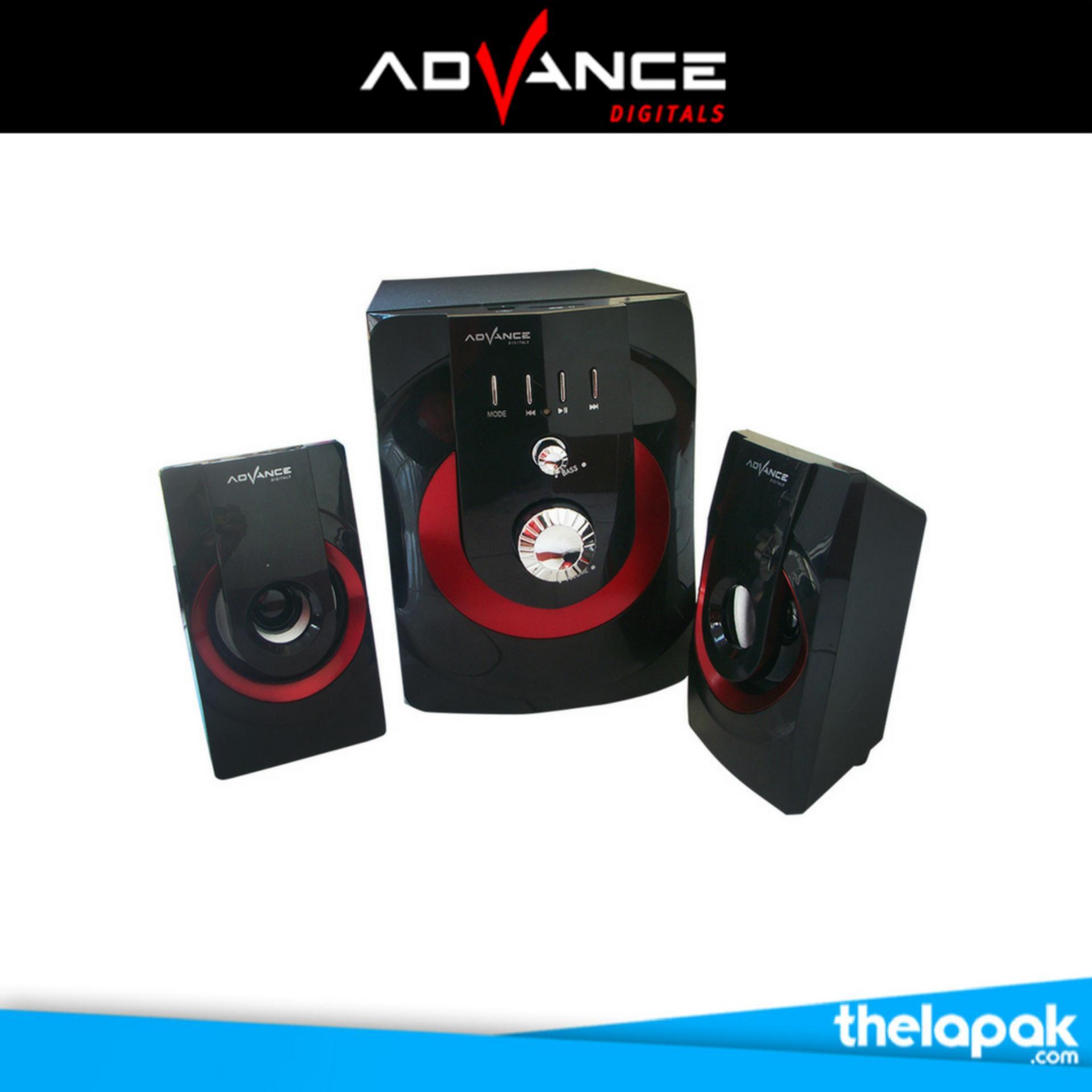 Speaker Aktif ADVANCE M250BT Bluetooth