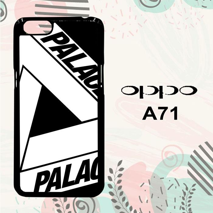 Casing OPPO A71 Custom Hardcase HP Palace Black And White Wallpaper L0547