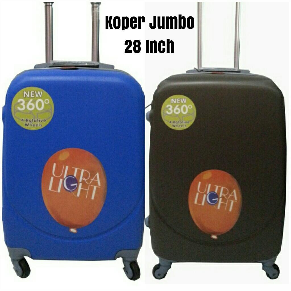 Polo Hunter Tas Koper Softcase Expandable 2 Roda 595 18 Inch Hitam Passport 4 10121854 Fiber 28 Jumbo Free Ongkir Jabodetabek
