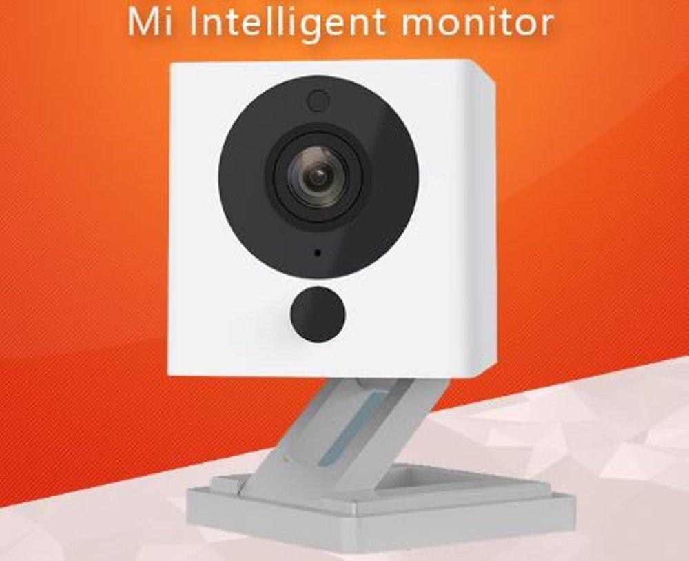 Xiaomi XiaoFang 1s Small Square Box Smart 1080P IP CCTV Wifi Camera - Putih