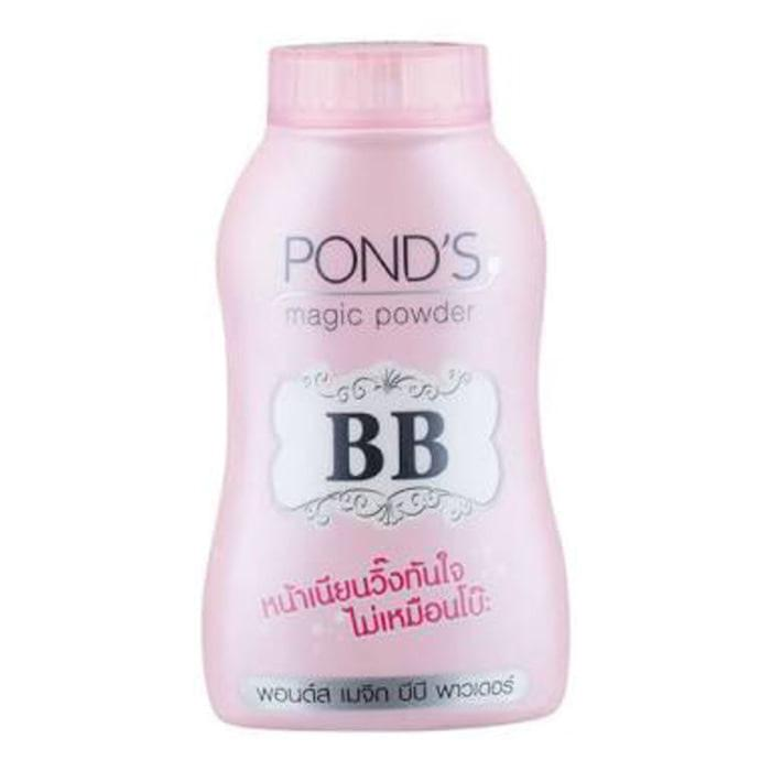 Ponds BB magic Powder / Pond's BB Powder / Pond's Pinkish White Glow