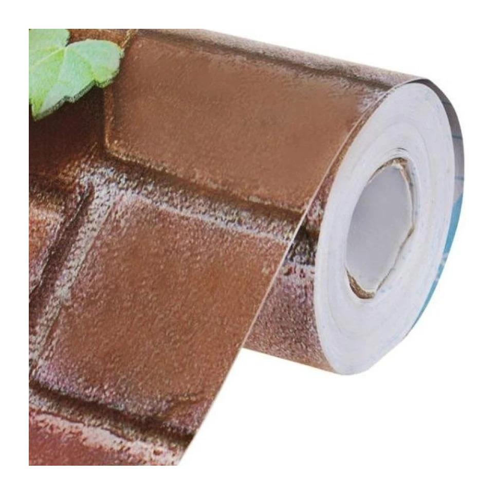 Harga Walpaper Dinding Motif Bunga Bata 45X10 Sticker Origin
