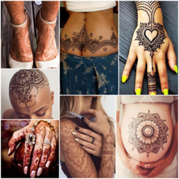 Lihat Chandni Golecha Nail Art Henna Pewarna Kuku Cat Kuku Pacar