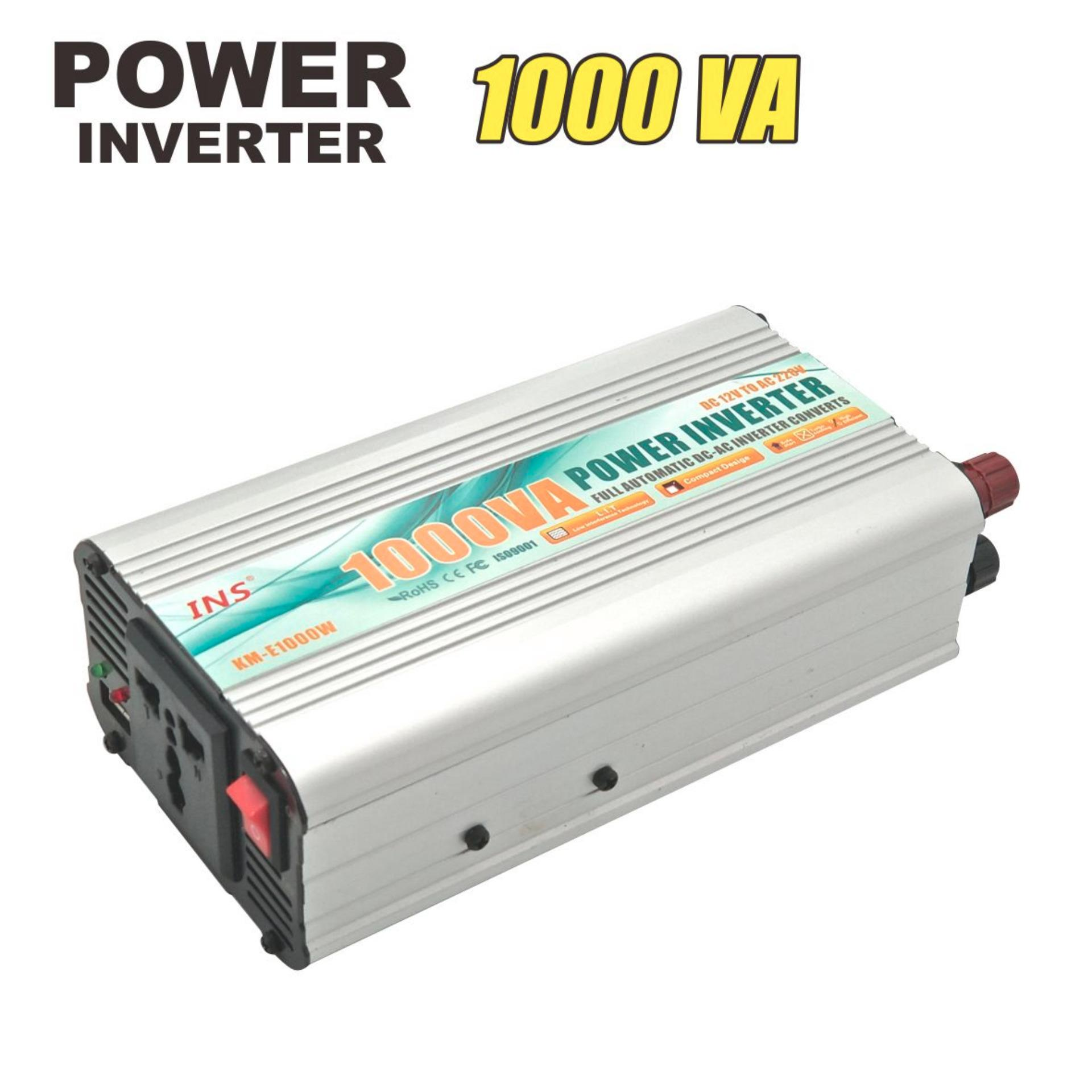 WEITECH DC 12V TO AC 220V 1000W Power Inverter