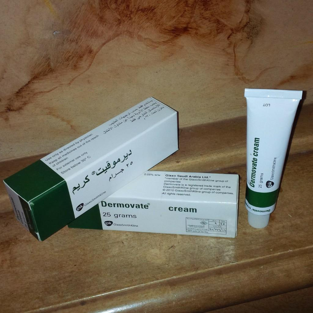 DERMOVATE CREAM - DERMOVATE HIJAU