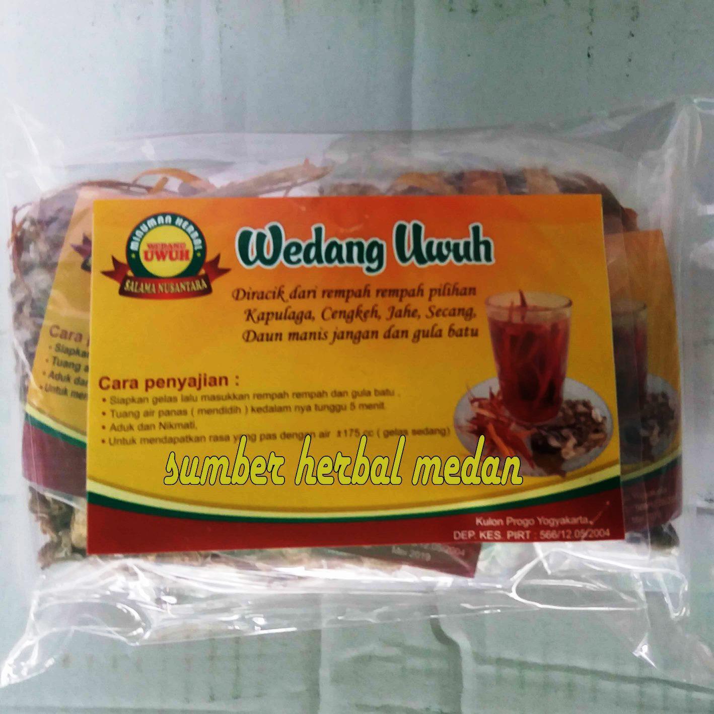 1 Paket Wedang Uwuh Khas Yogyakarta - isi 5 Bungkus