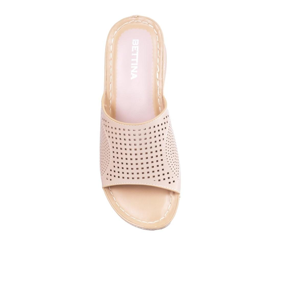 ... Bettina Sandal Nala - Beige - 4 ...
