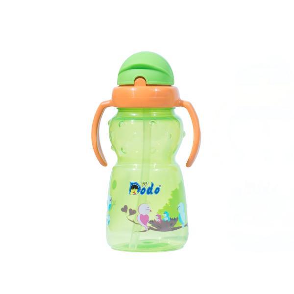 Botol Minum Sedotan Dodo Sedang (Sport Handle Cup Medium)