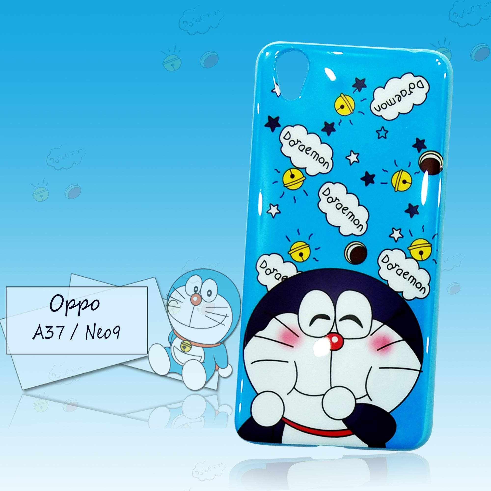 Phey Softcase Doraemon Phone Case New Oppo A37 / Neo 9