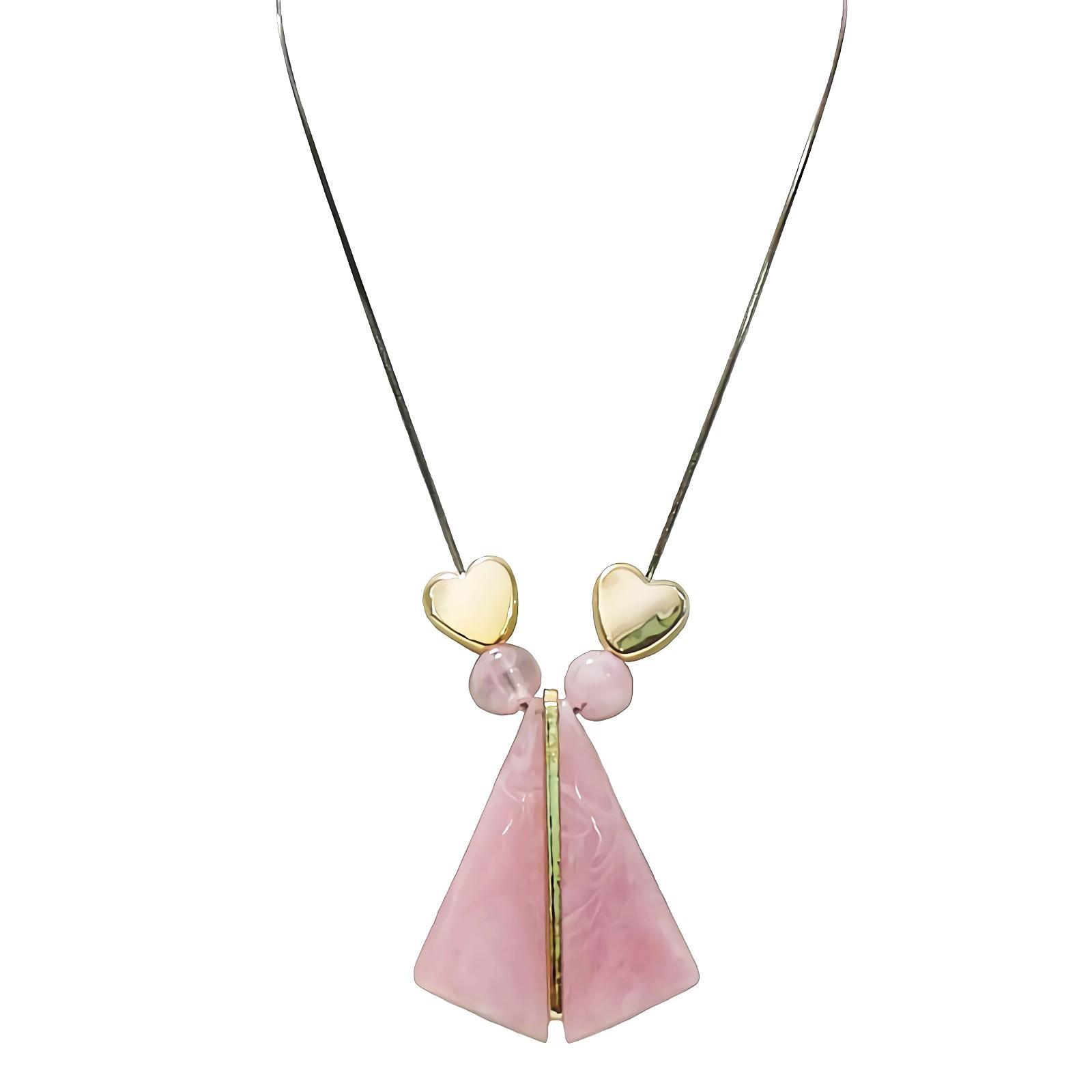 Modern Necklace Accessories Panjang 54 Cm - Emas. Source · OFASHION Aksesoris .