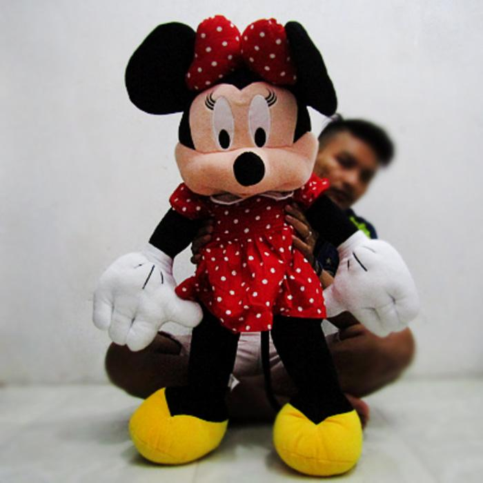 Cek Harga Baru Boneka Minnie Mouse Jumbo 1lfeuz Terkini - Situs ... 7cb618412d