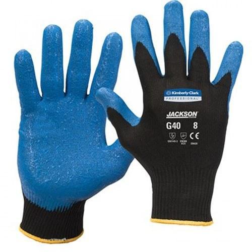 Detail Gambar Sarung Tangan Safety Jackson G40 Nitrile Coated Glove Terkini