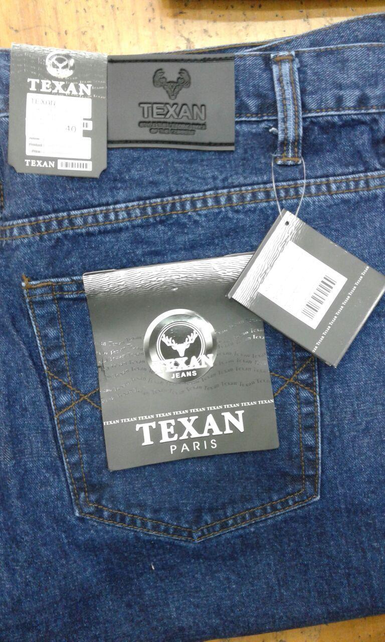 Detail Gambar Steve Richard - Texan Exclusive Jeans - Celana Jeans Panjang Pria Jumbo Big Size 40-45 - Warna Biru Jeans Blue Biru Muda Biru Tua dan Hitam ...