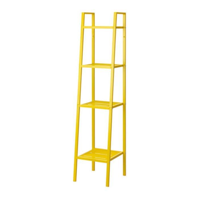 Jual Bundainashop Ikea Lerberg Rak 35 X 148 Cm Baja Berlapis Rak Tangga Ori