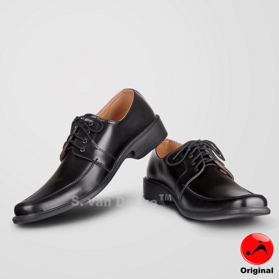 Perbandingan Harga S Van Decka Tk019 Sepatu Formal Pria Hitam S Van Decka Di Jawa Barat