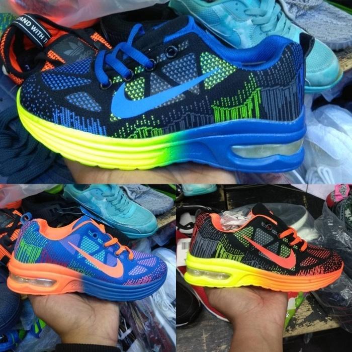 Sepatu Nike Airmax Kids Tabung Air Max Tab Anak TK SD SMP Anak2 Kecil