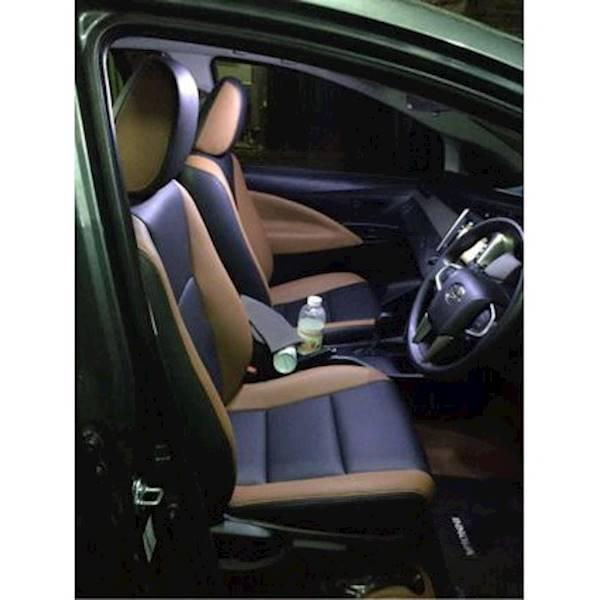 Sarung Jok Mobil Bahan Mbtech Camaro Khusus All New Innova 2