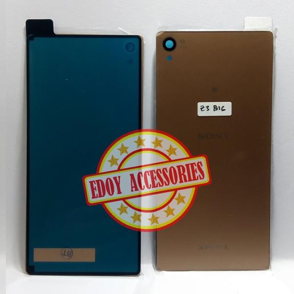 Ulasan Backdoor Kesing Sony Xperia Z3 Big Z3 Docomo Z3 Global Kesing Tutup Belakang Original
