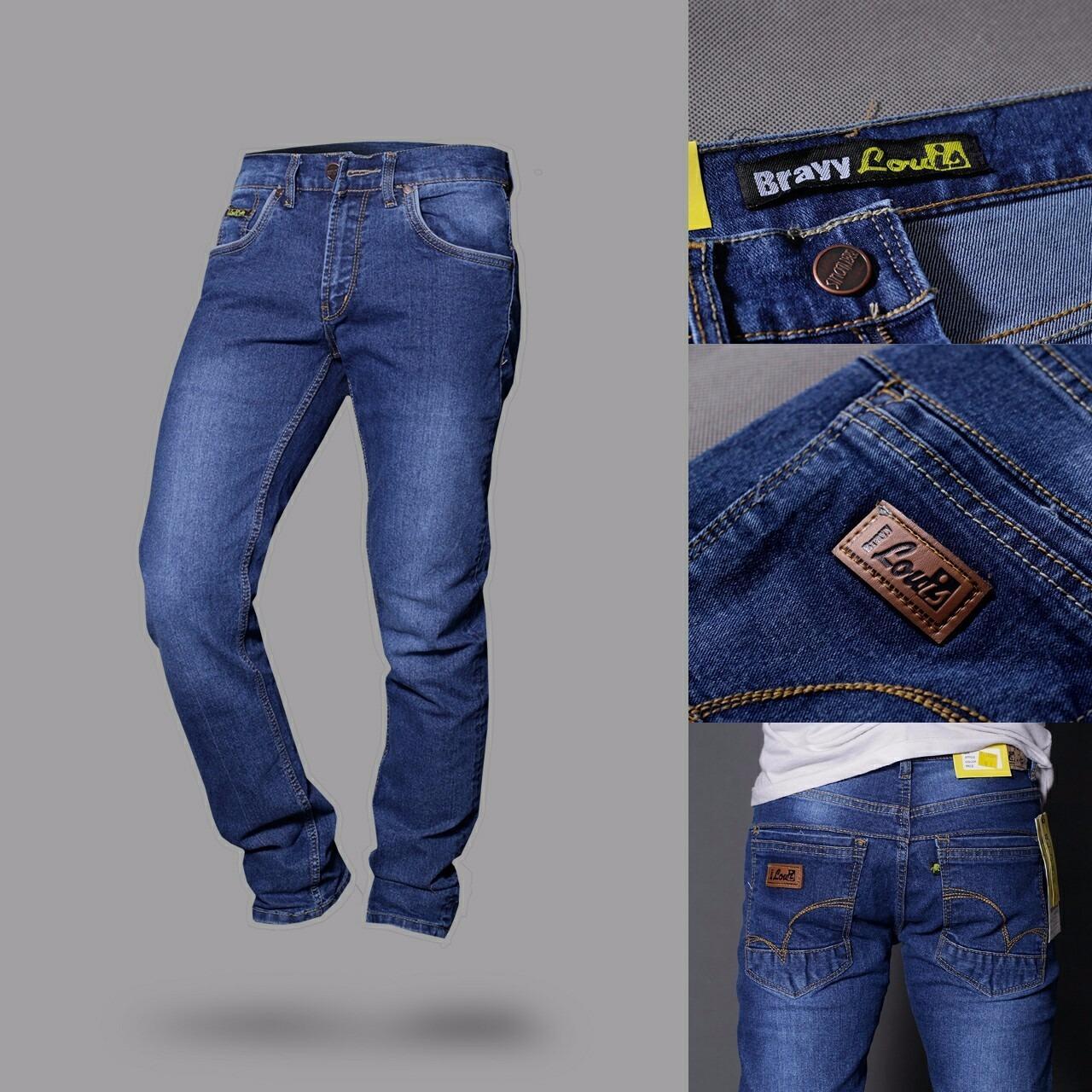 Celana Jeans Brand Original Brayy Louis
