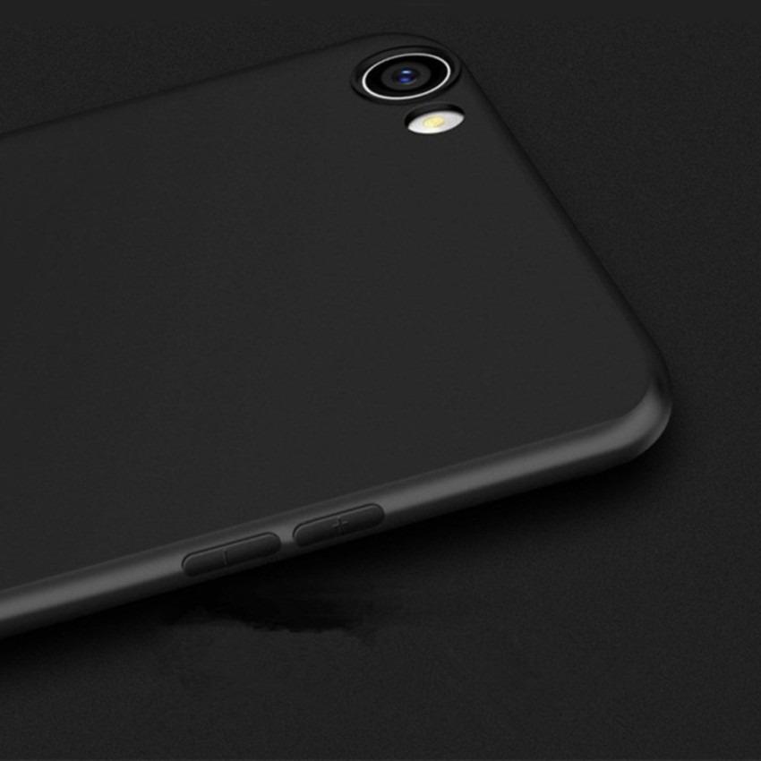 Case Slim Black Matte Oppo A71 Baby Skin Softcase Ultra Thin Jelly Silikon Babyskin - 2 ...