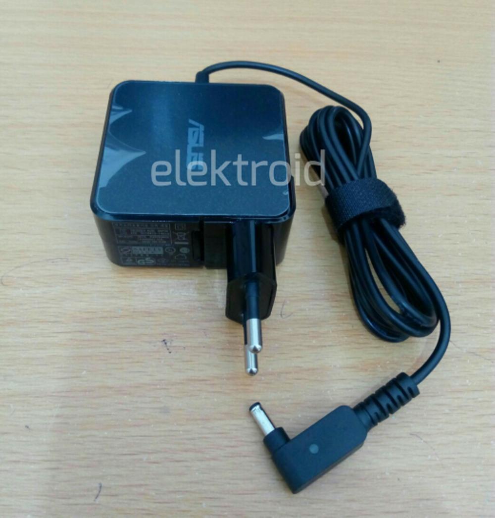 Adaptor Asus Original X453 X453M X453MA X453S X453SA 19V 1.75A di lapak elektroid elektroid