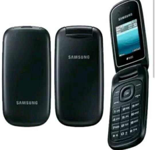 Fitur 1 Set Casing Samsung Gt E1195 E1190 Fullset Caramel Lipat