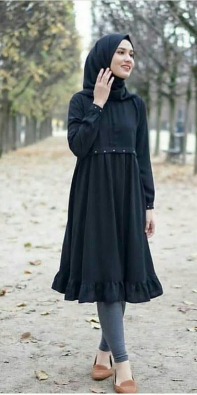 HagiosHolic Tunik Andika Tunik Wanita Andika Tunik Terbaru Andika   Blouse  Wanita   Atasan Wanita   a72b6dd4e1