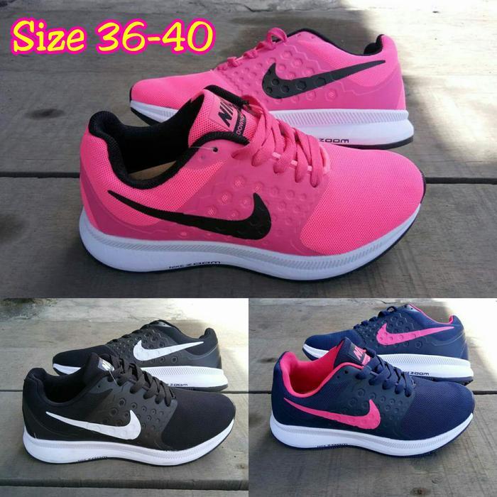 Sepatu Wanita Nike Zoom / Nike Free Lunar / Sepatu Fashion Sport