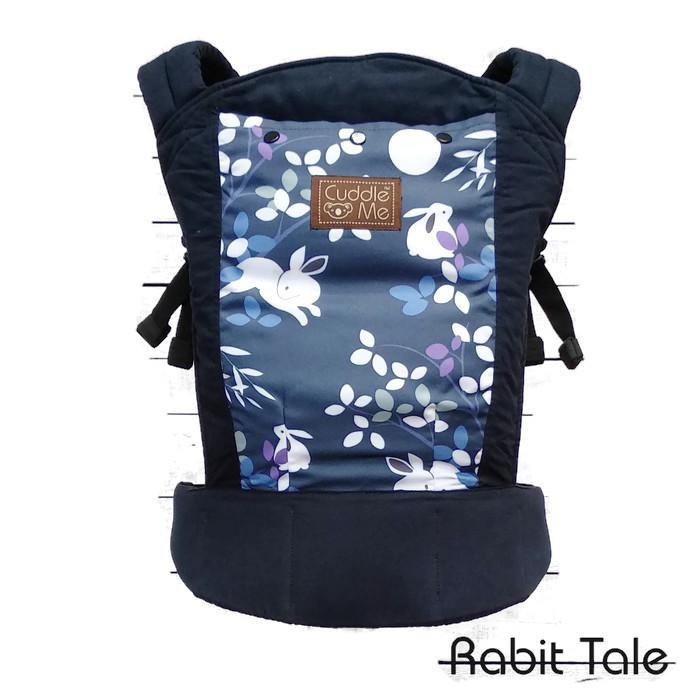 CuddleMe Lite Carrier/ Gendongan Bayi - Rabbit Tale